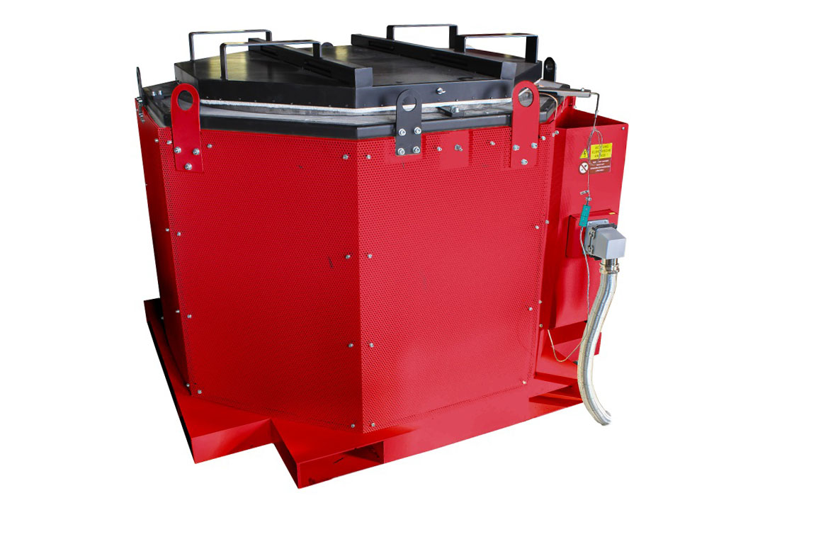 PTT Melting Transport Furnace